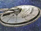 Unnamed Federation starship classes (Kelvin timeline)