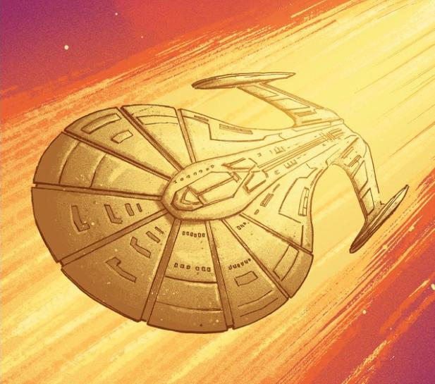 USS Enterprise (25th century)