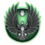 Romulan Republic emblem icon image.
