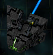 Borg colony ship