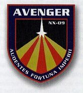 ISS Avenger Patch