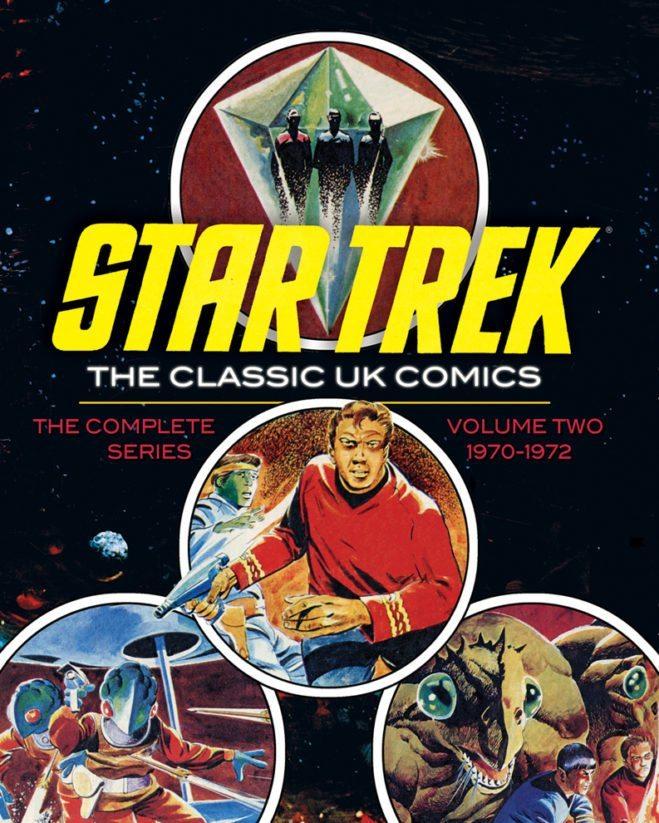 The Classic UK Comics, Volume 2