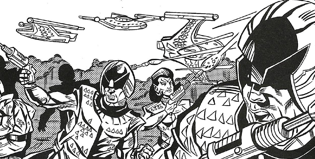 Romulan Civil War