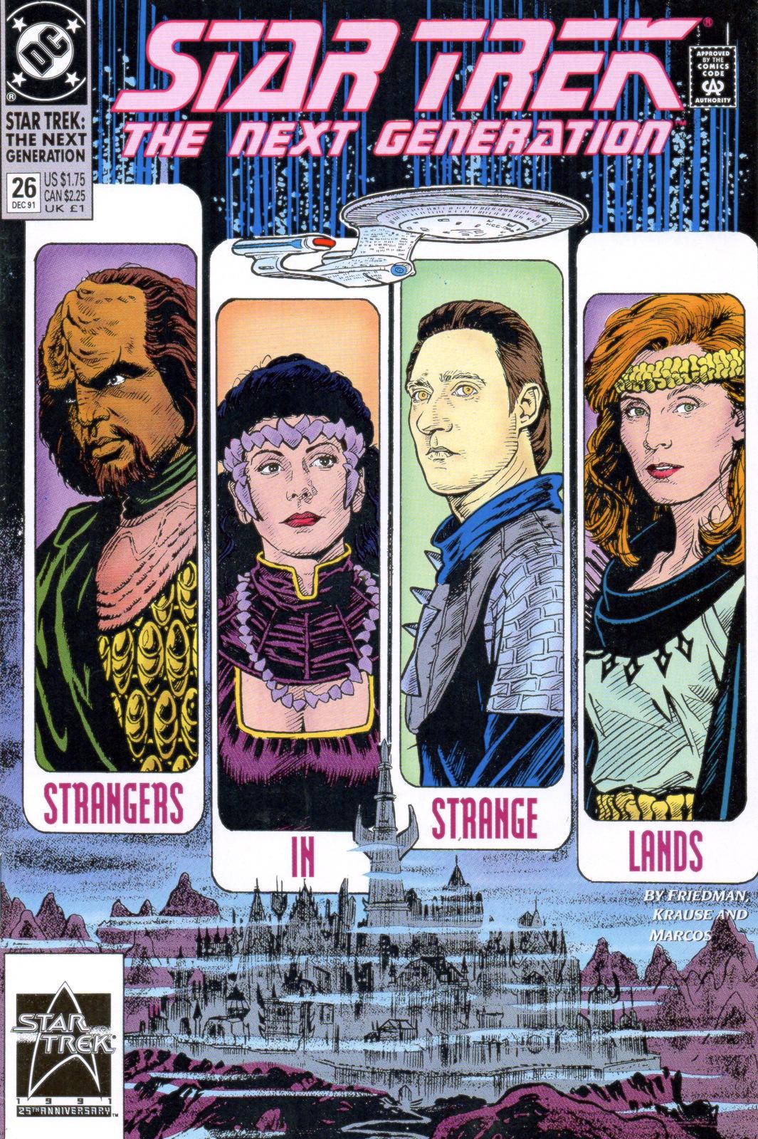 Strangers in Strange Lands!
