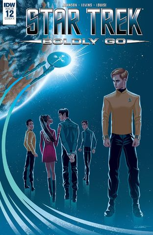 Boldly Go, Issue 12