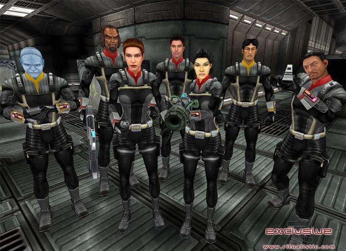 USS Enterprise-E Hazard Team