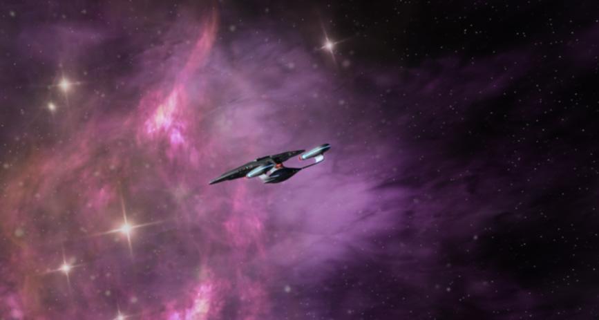 Z'Tarnis Nebula