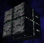 Borg tactical fusion cube