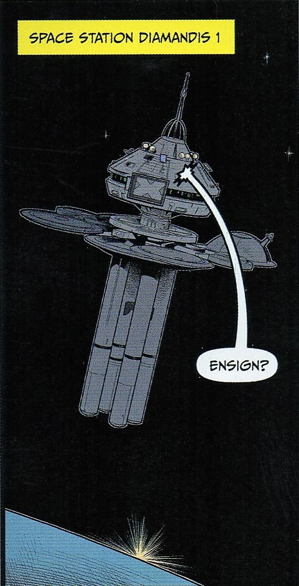 Space Station Diamandis 1