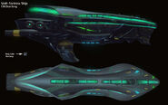 Voth Fortress Ship