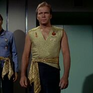 Imperial Starfleet captain's uniform, 2267