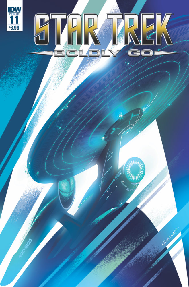 Boldly Go, Issue 11