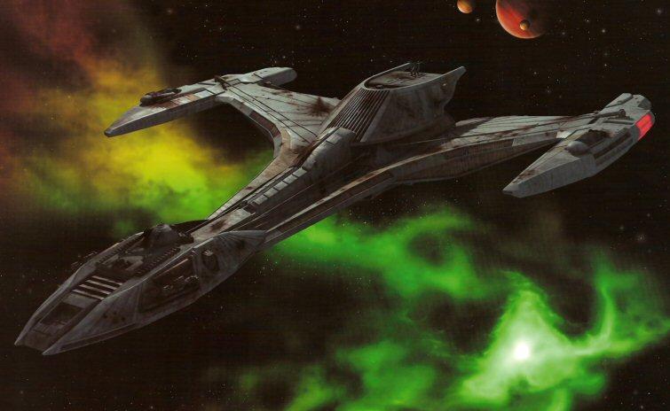 Raptor class (Klingon)
