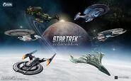 STO ships at New Khitomer promo