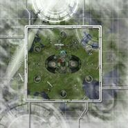 Storming the Spire map
