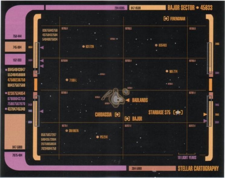 Bajor sector