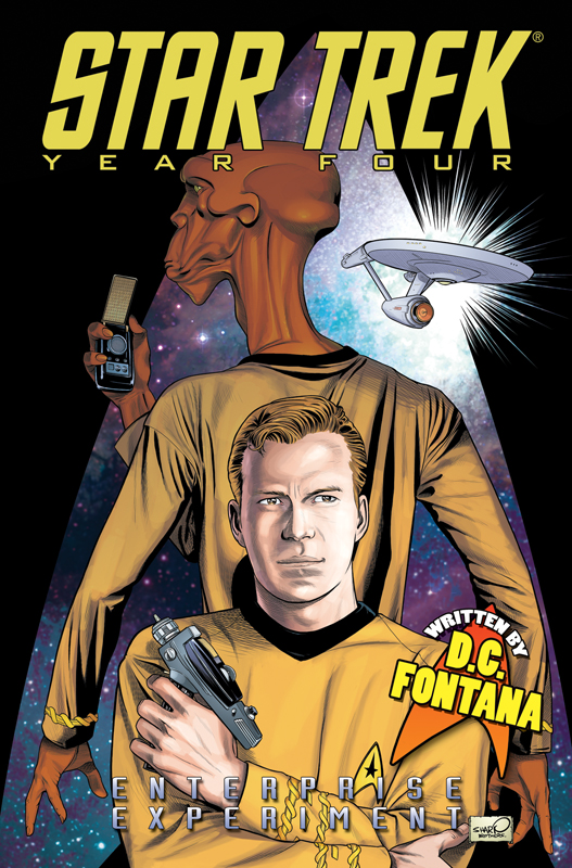 Year Four: The Enterprise Experiment
