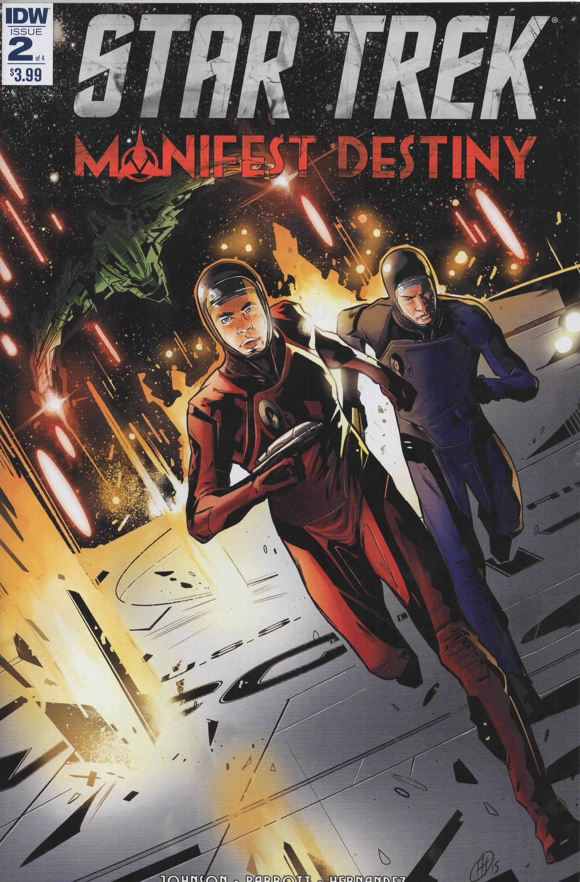 Manifest Destiny, Issue 2