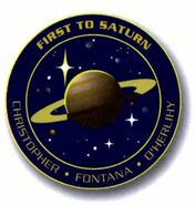 Earth-Saturn probe patch