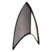 Section 31 Starfleet black badge image.