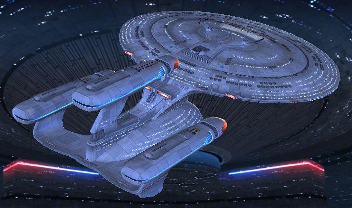 USS Aurora (Galaxy X class)