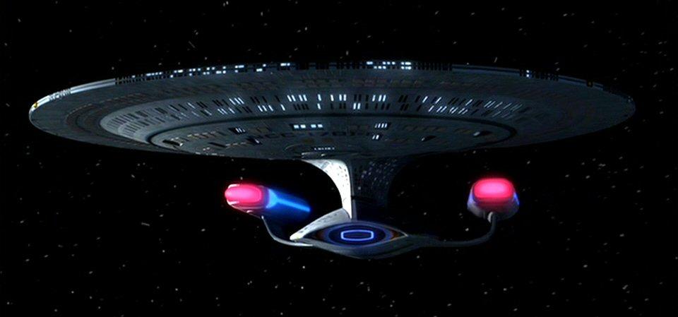 USS Dauntless (Galaxy class) (II)