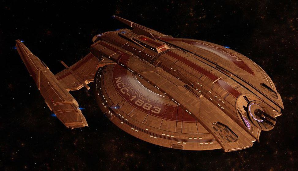 USS Edison (hologram)