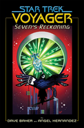 Seven Reckoning TPB cover