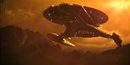 USS Shenzhou, ventral