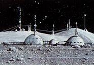 Farside Moonbase