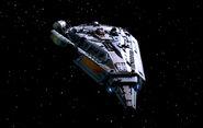Acamarian starship