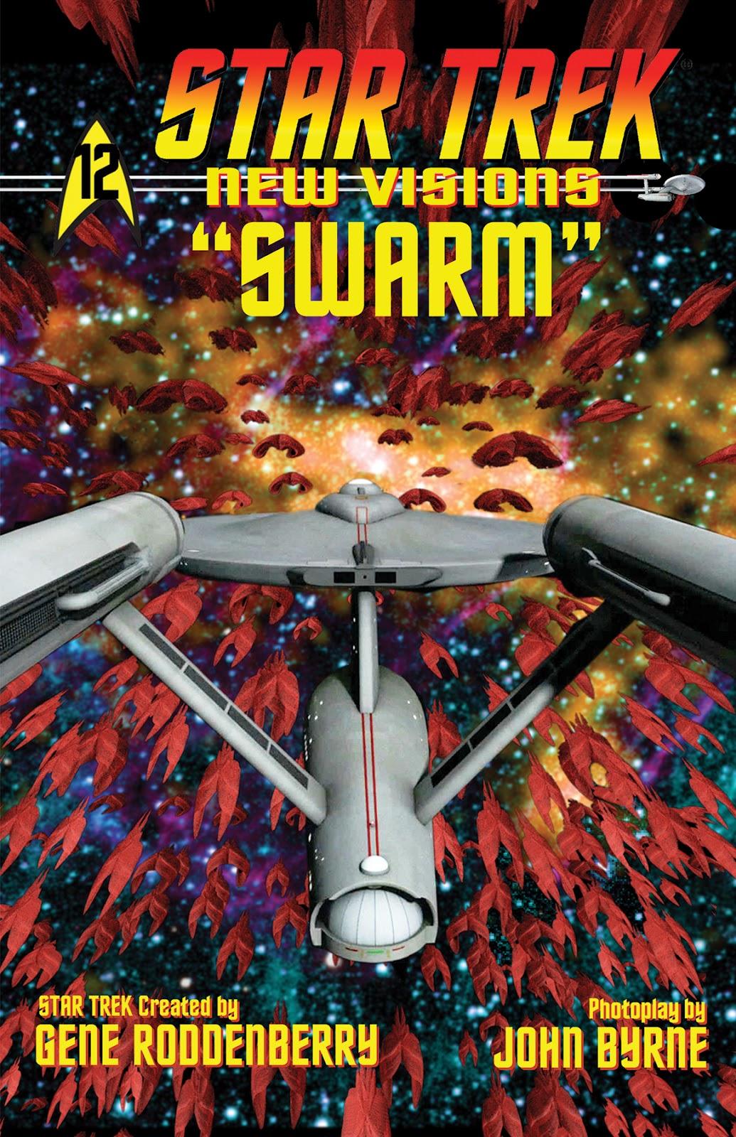 Swarm (comic)