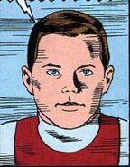 Jeremy Aster DC Comics