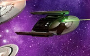 Valley Forge-type starship 1