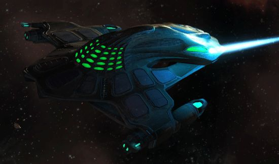 Nihydron destroyer