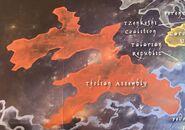 Tholian Assembly territory