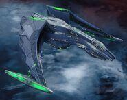 Dhelan class Romulan Veteran