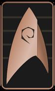 Starfleet Ranks 2250s Operations Division - Cadet