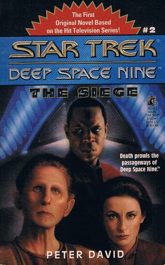 The Siege (novel)