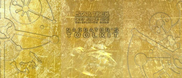 Star Trek: Deep Space Nine Narrator's Toolkit