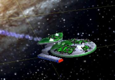Unnamed Nebula class starships