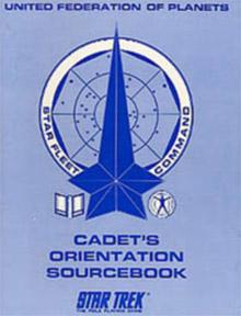 Cadet's Orientation Sourcebook