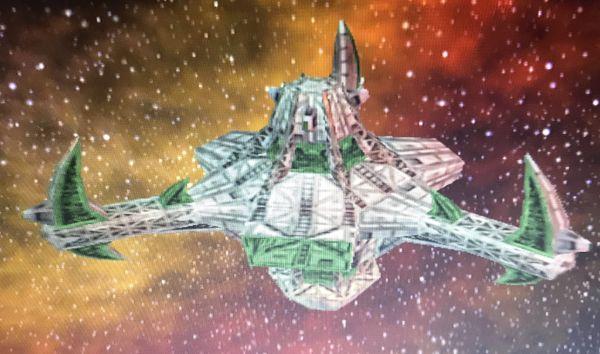 Martok's Base (Beta Lankal)