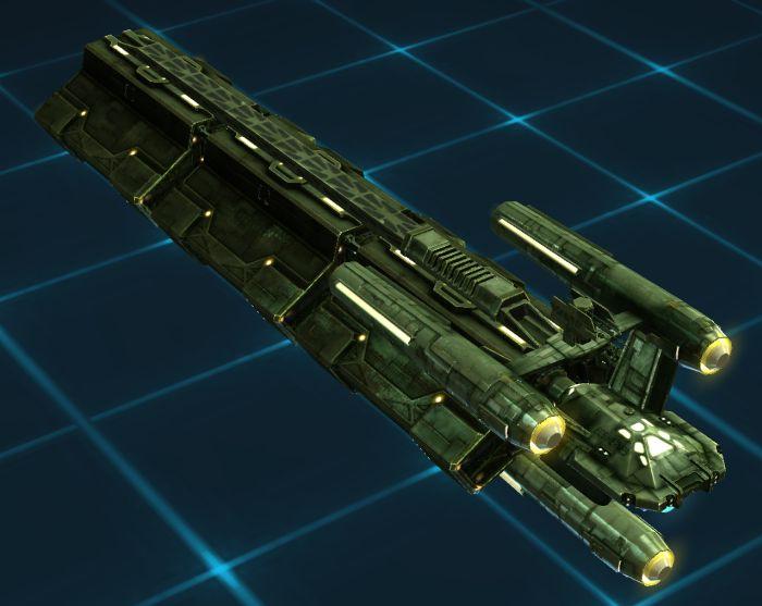 ECS Hermes (Romulan)