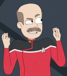 Stevens (Lieutenant Commander)