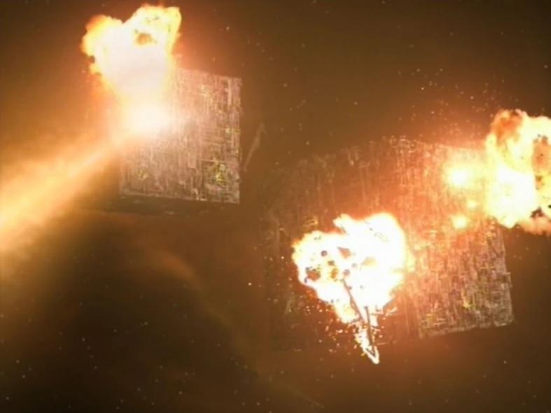 Borg-Undine War