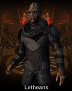 Lethean of the KDF (STO)