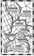 Cardassia City Map