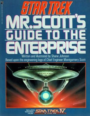 Mr. Scott's Guide to the Enterprise