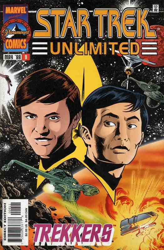 Unlimited, Issue 9